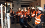 STEPBeyond Projesi AKE Fabrika Gezisi